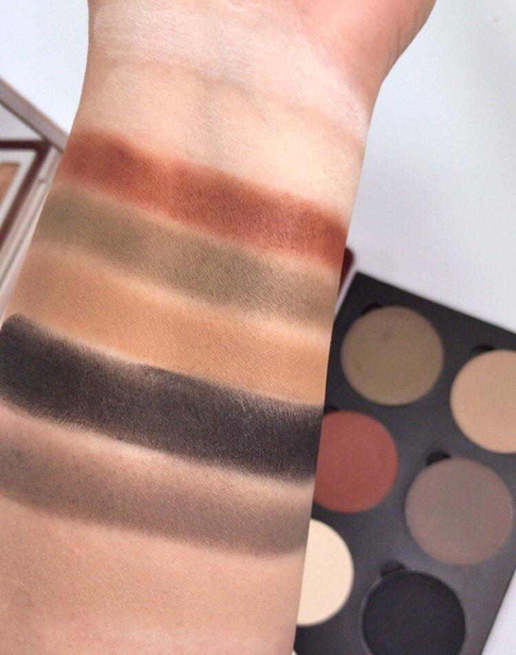 Biba All Neutral Eyeshadow Palette by Natasha Denona #18
