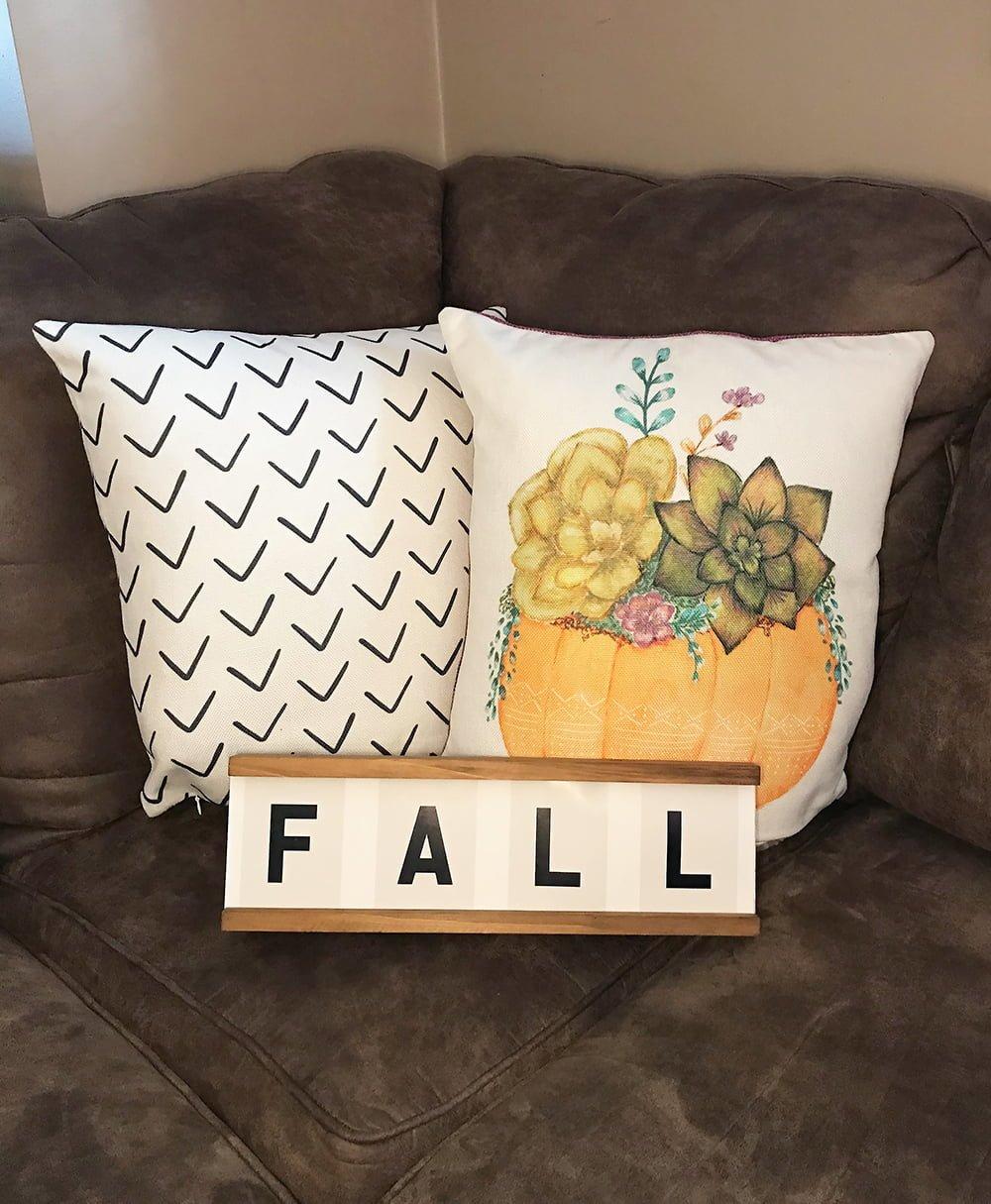 Decocrated fall 2019 home decor subscription box unboxing - Home decor subscription box ...