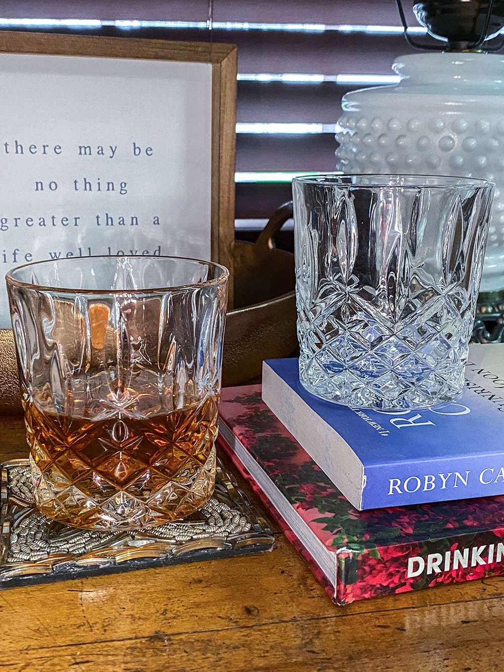 Gifts For Mom Mothers Day Gift Ideas Waterford Crystal Glassware Babbleboxx Blushing Noir