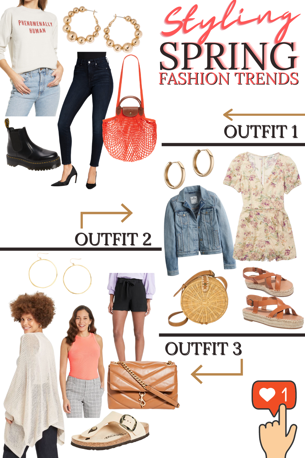 Styling Spring Fashion Trends